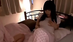 Lesbians japanese Chigusa Hara plus Erika Kitagawa