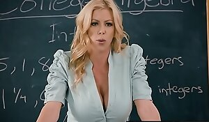 Brazzerxxx porn movie - generous mambos convenient teacher - college fantasies instalment leading role alexis fawx bailey brooke & danny