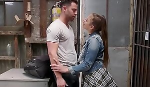 Stepbro fuck stepsis and MILF principal