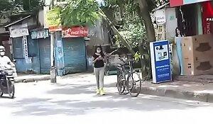 Damn hot desi Bhabhi doing yoga and getting fucked afterwards