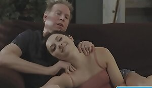 stepdad romantic sex with his stepdaughter