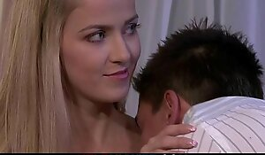 She receives screwed right in front of her hubby