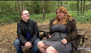 boobjob et sodomie pour cette superbe bbw aux seins énormes