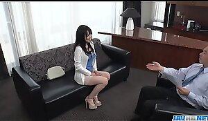 Casting for porn makes Yui Satonaka to act really nasty  - More at javhd sex video