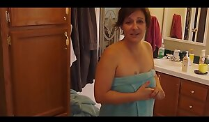 Mom Blackmailed by Sons Friend part 1