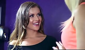 Brazzers - Teens Like It Big - Good-looking Pics And Stealing Dick scene starring Mina Sauvage and Jordi E