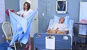 Brazzers - Doctor Adventures - Lily Love and Sean Reprehensible - Perks Of Being A Nurse