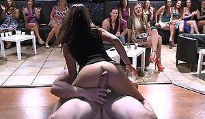 The Dancing Bear makes those panties wet!! (db13820)