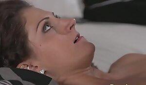 DaneJones Romanian beauty loves creampie from lovers sensual fucking