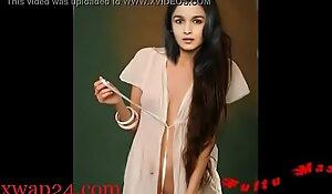 Alia Bhatt bollywood Nipple and breast (sexwap24 porn tube movie )