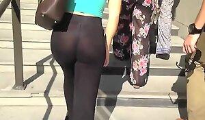 VPL transparent pantalon string - voyeur-city.fr