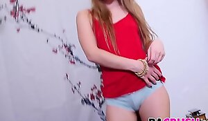 Pops Nails His Sultry Stepdaughter Lilly Ford