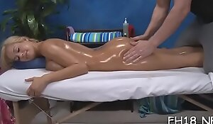 Massage with release