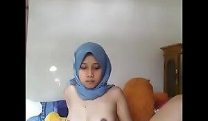 Indonesian Malay Hijabi Horny 03