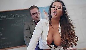Brazzers - Big Gut at School - (Roxxy Lea, Freddy Flavas) - Trailer preview