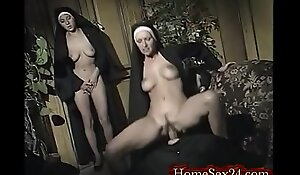 Nuns having fun with their father more sex homesex24 porn