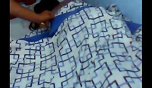 brother tries sleeping sistr