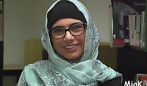 Black schlong bangs arab sweetheart