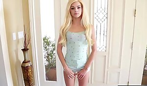 Brokenteens - youthful babysitter takes reception of his boobs needs