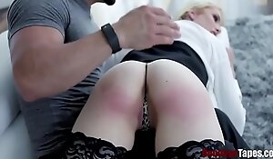 Casting Couch S&m fuck- Mazzy Grace