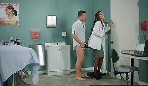 Brazzers - Taint Adventures - Hawkshaw Stuck In Fleshlight instalment leading role Briana Banks Nikki Benz and J