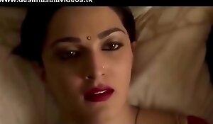 Indian desi wife honeymoon scene in lust story web series kiara advani netflix sex scene